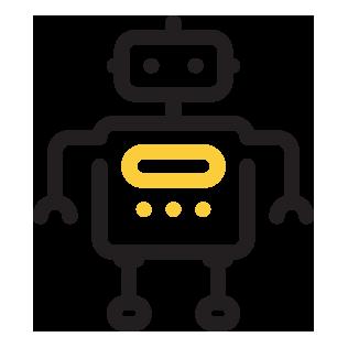 Digitoimisto / Hakukoneoptimointi / robotti