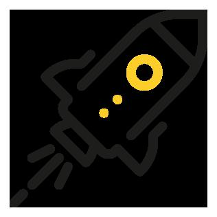 Mainostoimisto / raketti