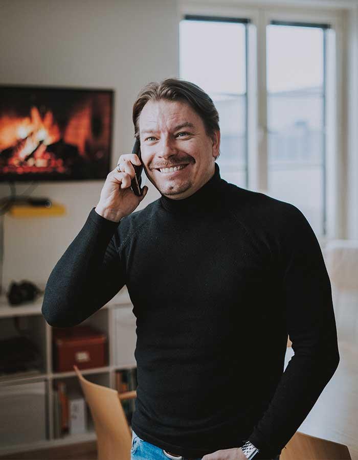 Nico Engström - CEO / Planner