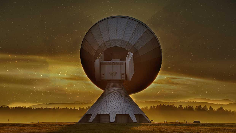 Radiosatelliittilautanen