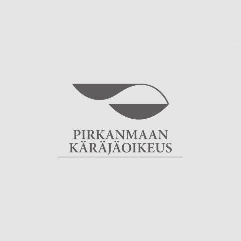 Pirkanmaan käräjäoikeus -logo